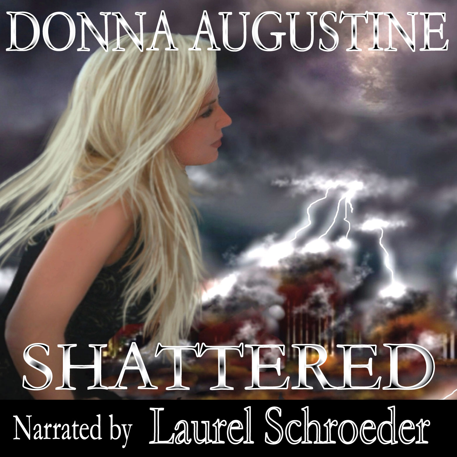 shatteredaudiobookcover